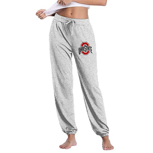 (Smwo0inzz Ohio State Buckeyes Womans Sport Pants)