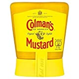 Colman's Original English Squeezy Mustard 150g - Pack of 2