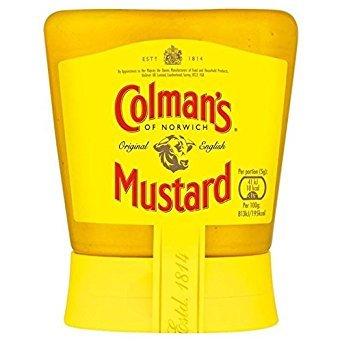 English Mustard