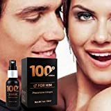 Cologne For Men [Attract Women]-Aphrodisiac Perfume To Boost Your Pheromones Presence - Bold, Extra Strength Human Pheromones Formula-Buy 1 And Get 1 Acne Prone Face Wash FREE(Limited Offer) Pack of 2
