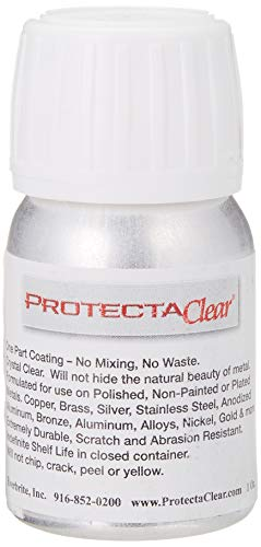 ProtectaClear 1 Oz. Clear, Protective Coating for Metal.