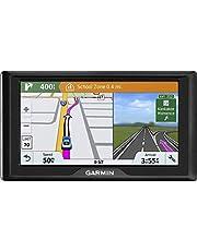 "GARMIN DRIVE 61LM 6.1"" GPS NAVIGATION SYSTEM LIFETIME MAPS"
