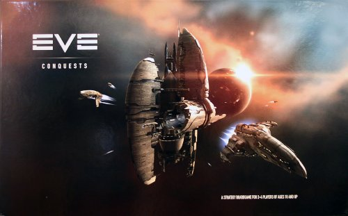 Eve: Conquests Board Game