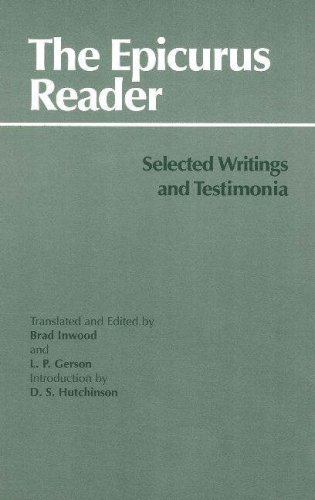 The Epicurus Reader: Selected Writings and Testimonia