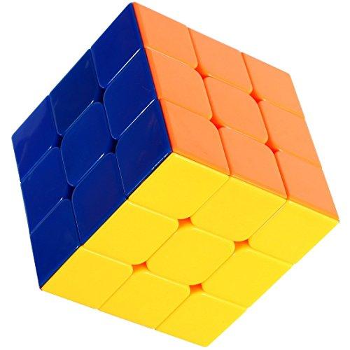 Speed Stickerless Magic Puzzles 55CUBE