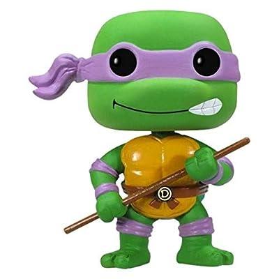 Funko POP Television TMNT Donatello Vinyl Figure: Funko Pop! Television:: Toys & Games [5Bkhe0707151]
