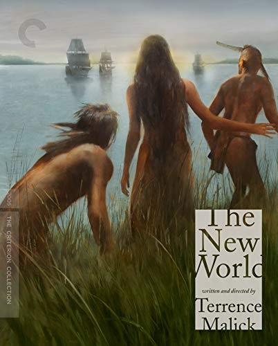 New 2016 Collection - The New World (The Criterion Collection) [Blu-ray]