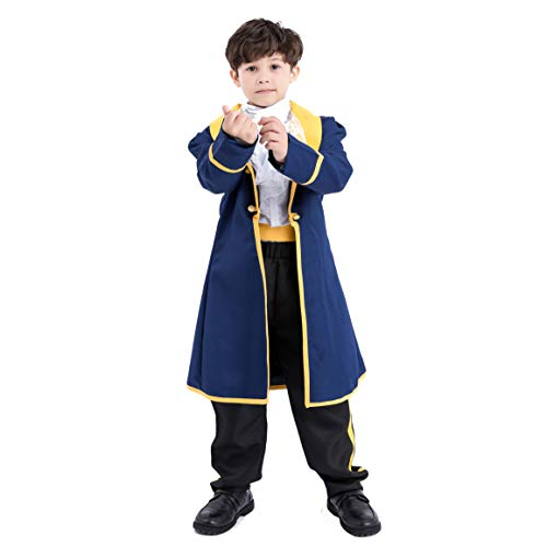 Boy King Cosplay/Prince Child Costume Fancy Dress Party
