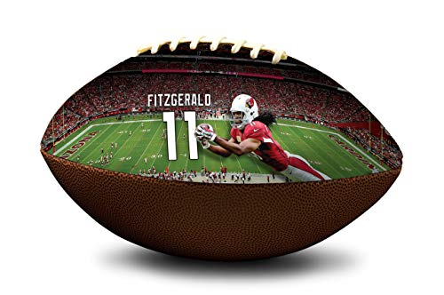 - Larry Fitzgerald Arizona Cardinals NFL Full Size Official Licensed Football