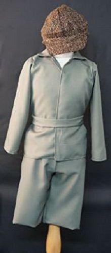 WW1-Edwardian-Railway Children Boys Dressing up Fancy dress Suit All Ages