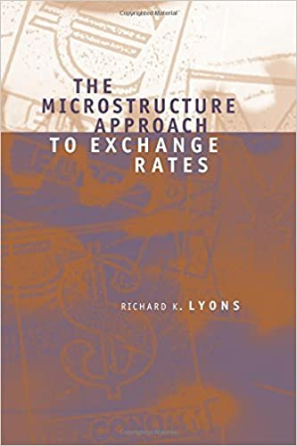 The Microstructure Approach To Exchange Rates (MIT Press): 9780262622059:  Economics Books @ Amazon.com