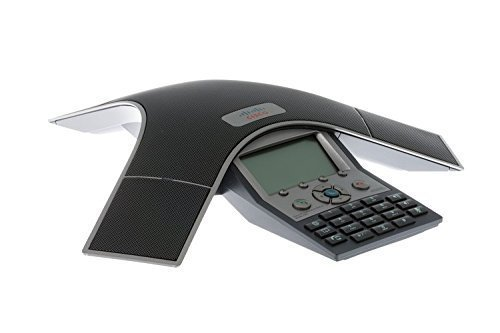 Cisco CP-7937G Unified IP Conference Station VoIP phone POE, Requires Cisco Communications Manager (Renewed)