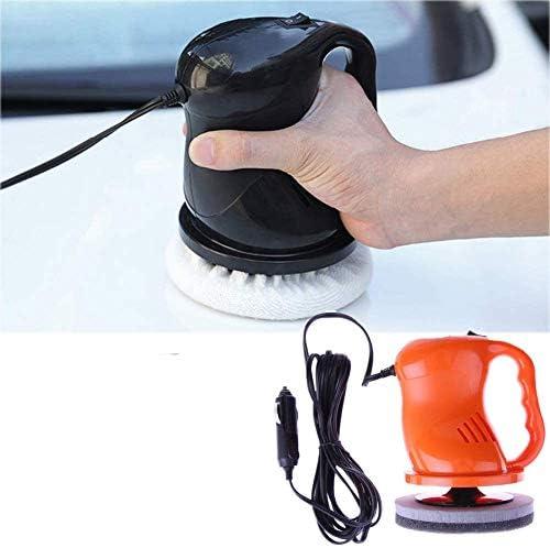 Máquina pulidora de coche FQMAO enceradora de pulidora eléctrica automática juego de máquina lijadora de pulido y pulido portátil naranja naranja