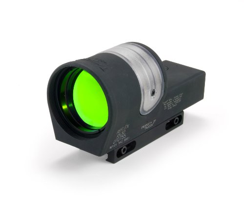 Trijicon Reflex 6.5 Moa Dot Reticle (With Weaver Mount), Amber, 42mm