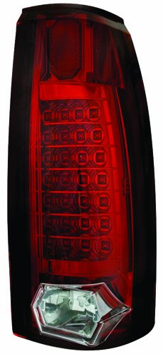 - IPCW LEDT-301CR Ruby Red 21-LED Tail Lamp - Pair
