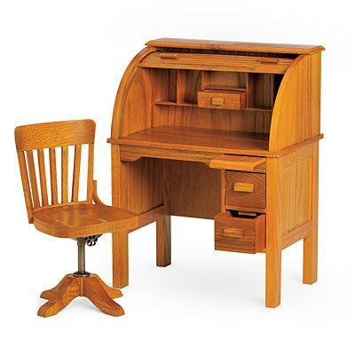American Girl Kit's Wooden School Desk and Chair by American Girl