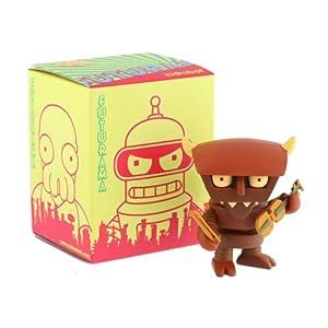 Amazon Com Kidrobot Futurama Collectible Mini Figure