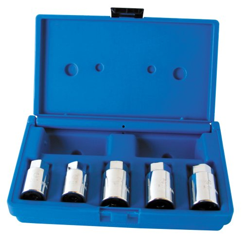 Assenmacher Specialty Tools 202 Fractional Stud Remover/Installer Set - 5 Piece ()