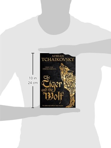 4925ec54a The Tiger and the Wolf (Echoes of the Fall): Amazon.co.uk: Adrian  Tchaikovsky: 9780230770065: Books
