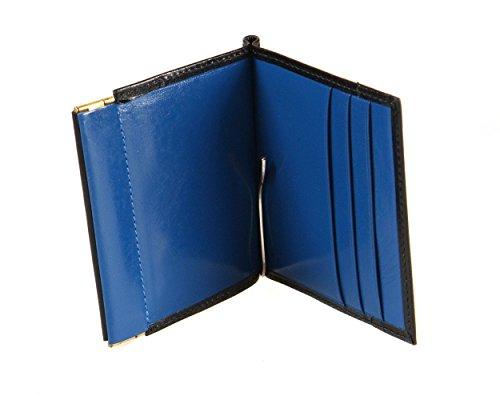 Ultimate SAGEBROWN Black Compact Ultimate Wallet With Compact Cobalt SAGEBROWN Wallet Black qSAUXtw