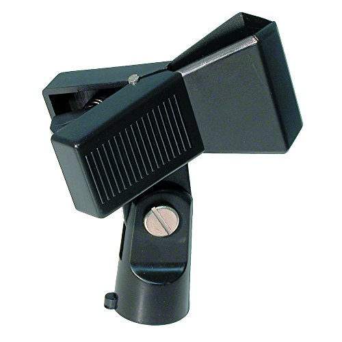 Performance Plus MH1 Spring Loaded Universal Microphone Clip