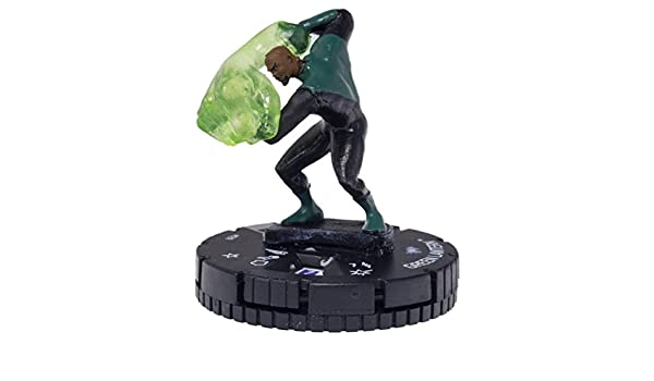 DC FIGURINE HEROCLIX BATMAN THE ANIMATED SERIES #039 Green Lantern