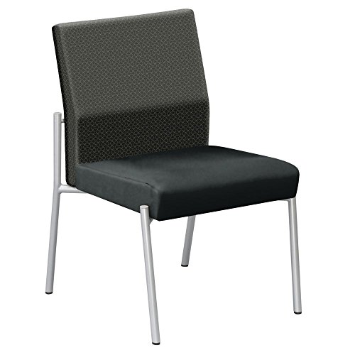 Uptown Armless Guest Chair Dimensions: 22.5