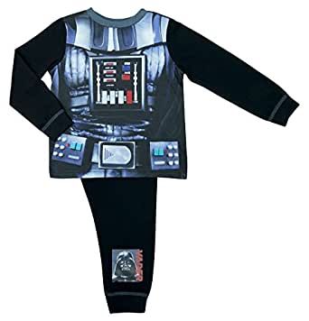 Star Wars Boys Darth Vader Pyjamas - Age 2-8 Years - 2-3 Years / up to 98 cm