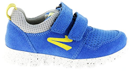 Richter Kinderschuhe Jungen Run Low-Top Blau - Gelb