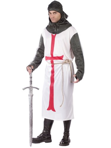 Templar Knight Adult Costume - Standard