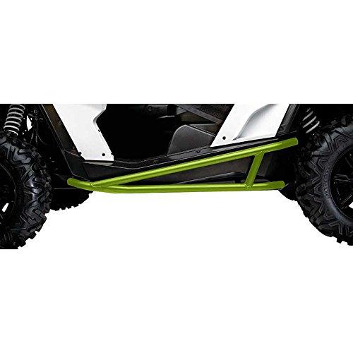 New Can-Am Maverick Manta Green Rock Brush Guard Slider Nerf Bars 715003123