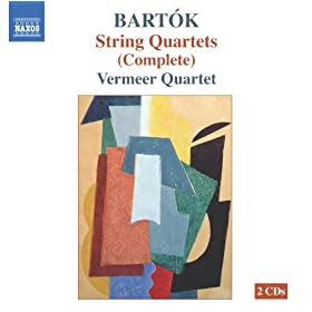 Amazon.com: Bartok: String Quartets (Complete): Vermeer Quartet: MP3