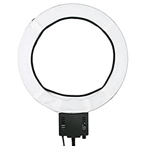 ePhotoInc Professional Photo Video Studio CFL Dimmable Ring Light Panel NG65PRO