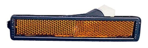 Driver Front Side Marker Light - Depo 344-1403N-US-Y BMW Front Driver/Passenger Side Replacement Side Marker Lamp Unit