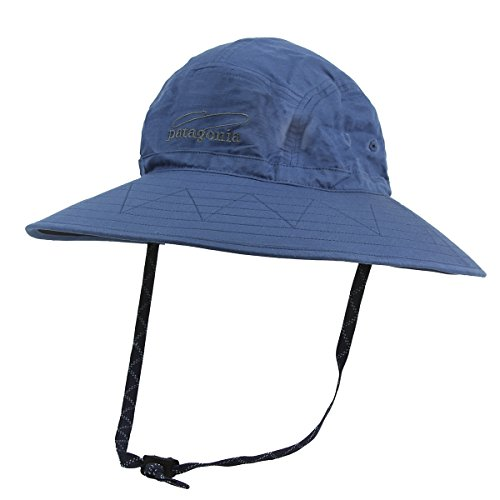as Booney Hat Glass Blue S/M (Patagonia Sun Hat)