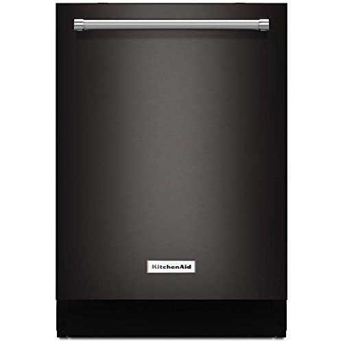 Price comparison product image Kitchen Aid KDTM404EBS KDTM404EBS 44dB Black Stainless 3rd Rack Dishwasher
