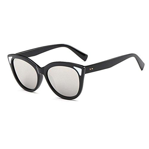 Aoligei Film ANTI-UV couleur mode lunettes de soleil lunettes de soleil XU72nN