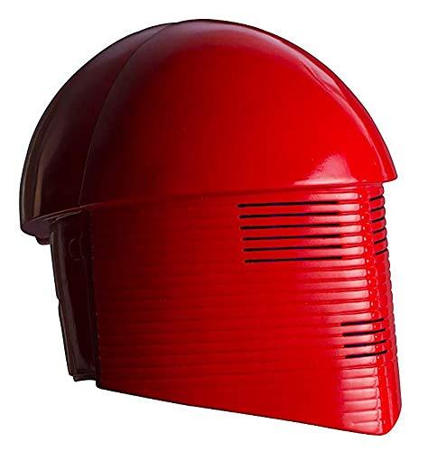 Rubie's Star Wars Episode VIII: The Last Jedi Men's Praetorian Guard 2-Piece Mask Red  Adult Mask -
