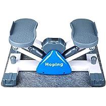 健康ステッパー 室内運動器具 ステップ器具 ウォーキングマシン 健...
