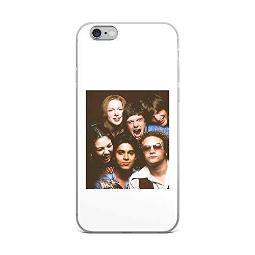 iPhone 6 Plus/6s Plus Pure Clear Case Cases Cover That '70s Show Cast
