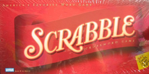 Classic Scrabble - Scrabble Crossword Game: America's Favorite Word Game (2001 Edition)