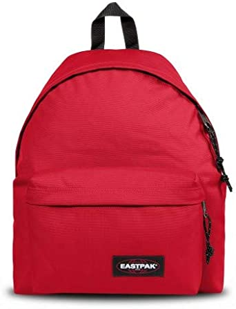 EASTPAK Padded DOKR - Mochila, Color Rojo: Amazon.es: Deportes y ...