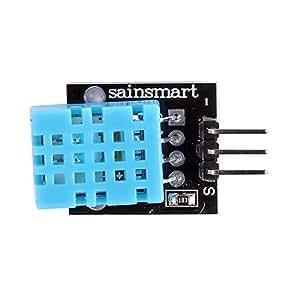 SainSmart DHT11 Tmeperature & Relative humitity Sensor Module for Arduino UNO R3