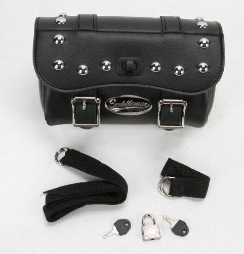 Saddlemen Desperado Tool Bag - 8in.L x 3 1/2in.W x 4 1/2in.H 3510-0040 by Saddlemen (Saddlemen Desperado Tool)