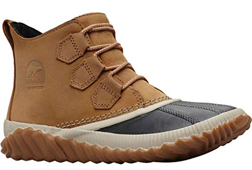 Sorel Women's Out 'N About¿ Plus Elk Full Grain Leather 10 B US B (M)