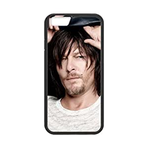 "Onshop Custom Walking Dead Norman Reedus Phone Case Laser Technology for iPhone 6 4.7"" by runtopwell"