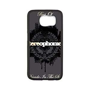 Stereophonics Samsung Galaxy S6 Cell Phone Case Black xlb-293929