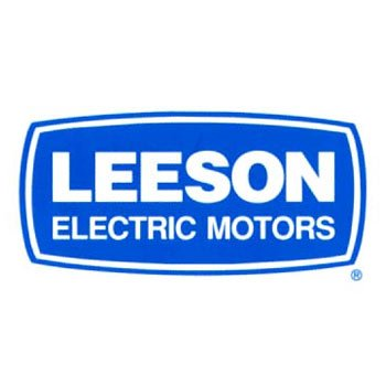 LEESON Farm-Duty Electric Motor - 1.5 HP, 1725 RPM, Model# 110089.00 ()