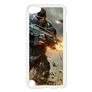 crysis 2 shooter video game iPod Touch 5 Case White yyfD-100183
