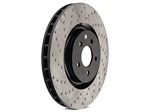 StopTech 128.34092R Sport Drilled Rotor Right